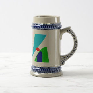 Perfect Abstract Balance Mugs