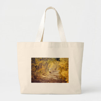 Perfect Afternoon Large Tote Bag