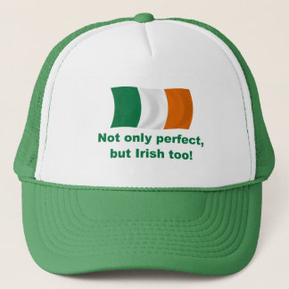 Perfect and Irish Trucker Hat