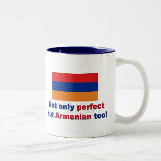Perfect Armenian Two-Tone Coffee Mug