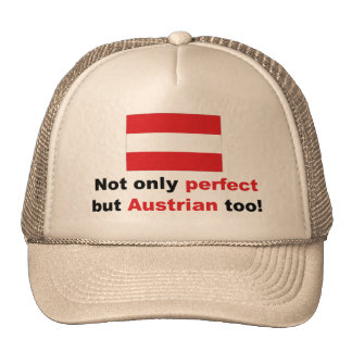 Perfect Austrian Hats