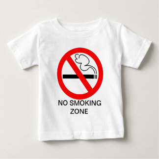 Perfect Baby Shower Gift NO Smoking T for Baby! Baby T-Shirt