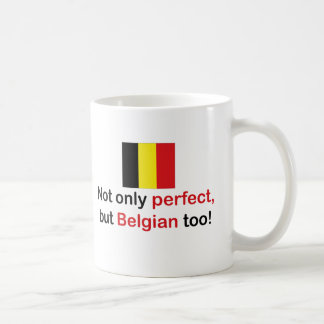 Perfect Belgian Coffee Mug