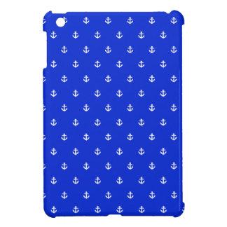 Perfect Blue anchor iPad Mini Case