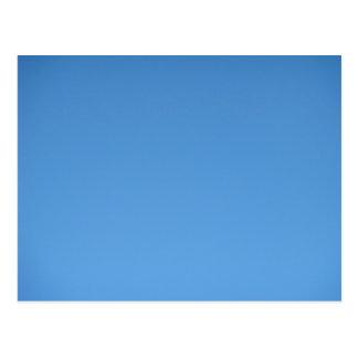Perfect Blue Sky Postcard
