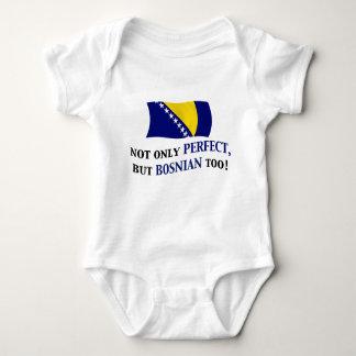 Perfect Bosnian Baby Bodysuit