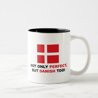 Perfect Dane Two-Tone Coffee Mug