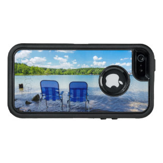 Perfect Day At The Lake OtterBox Defender iPhone Case
