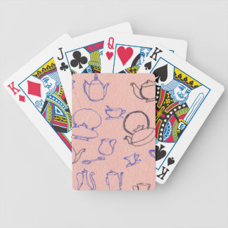 Perfect days poker deck