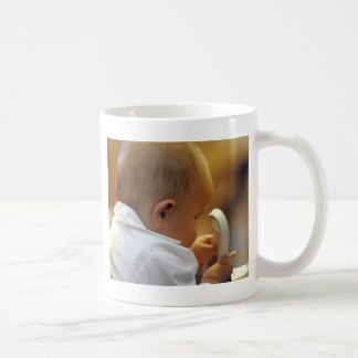 Perfect for special occasions such Baptisms Basic White Mug
