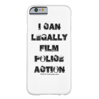 Perfect for your next protest. barely there iPhone 6 case