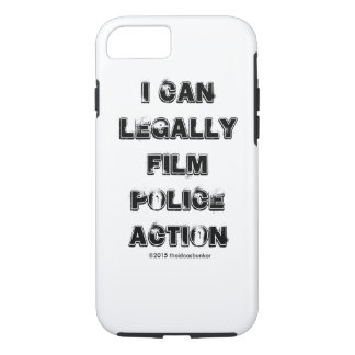 Perfect for your next protest. iPhone 7 case