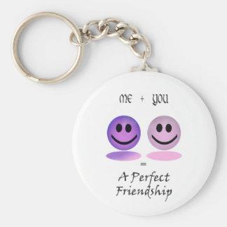 Perfect Friendship Keychain