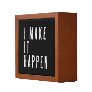 Perfect Gift For New Business Owner Motivational Desk Organiser