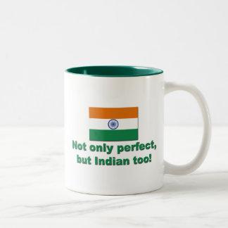 Perfect Indian Two-Tone Coffee Mug