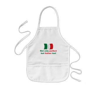 Perfect Italian Kids Apron