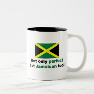 Perfect Jamaican Two-Tone Coffee Mug