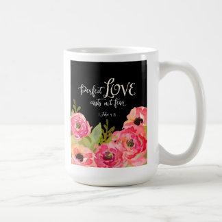 Perfect Love Classic White Mug
