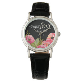 Perfect Love Woman's Watch