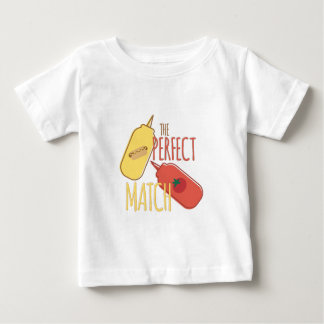 Perfect Match Baby T-Shirt