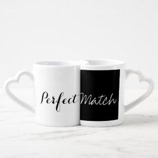Perfect Match Lovers Mug