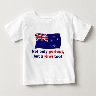 Perfect New Zealand Kiwi Baby T-Shirt