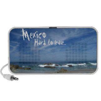 Perfect Pacific; Mexico Souvenir iPhone Speaker