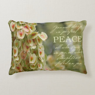 "Perfect Peace 16x12"" Pillow"