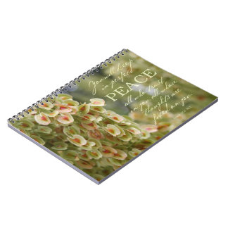 Perfect Peace Notebook