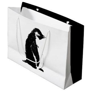 Perfect Penguin Gift Bag