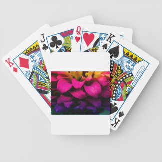 Perfect Petals Bicycle Playing Cards