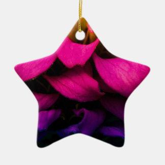 Perfect Petals Ceramic Ornament
