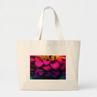 Perfect Petals Large Tote Bag