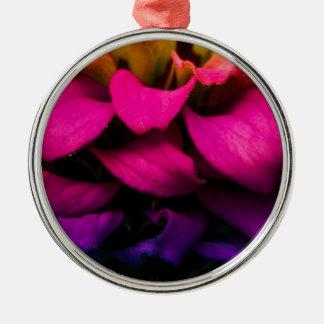 Perfect Petals Metal Ornament