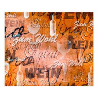 Perfect Piece for Home Decor Wine Pro Satin Paper Photographic Print