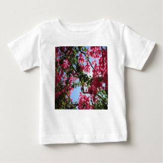 Perfect Pink Bougainvillea In Blossom Baby T-Shirt