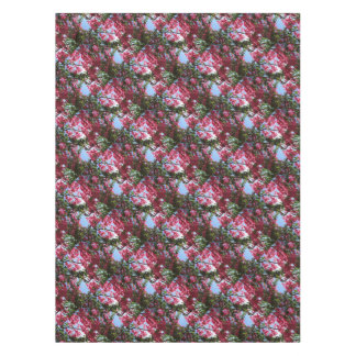 Perfect Pink Bougainvillea In Blossom Tablecloth