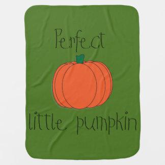 Perfect Pumpkin Pramblanket