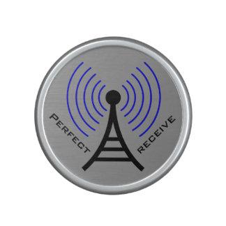 Perfect receive speaker