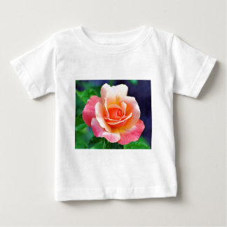 Perfect Rose in Bloom Baby T-Shirt