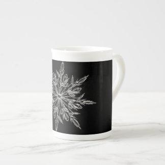 Perfect Snowflake for the Christmas Holiday Tea Cup