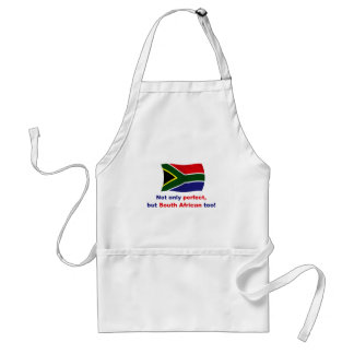 Perfect South African Standard Apron