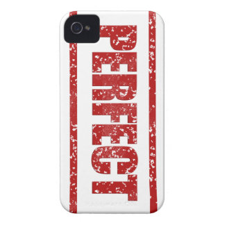 Perfect Stamp Banner iPhone4 Case
