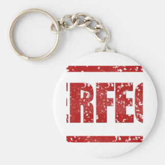 Perfect Stamp Banner Key Chains