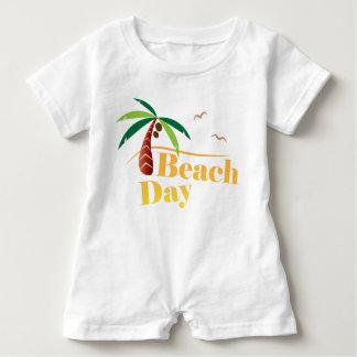 Perfect Summer Beach Day Baby Bodysuit