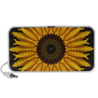 Perfect Sunflower Travelling Speaker