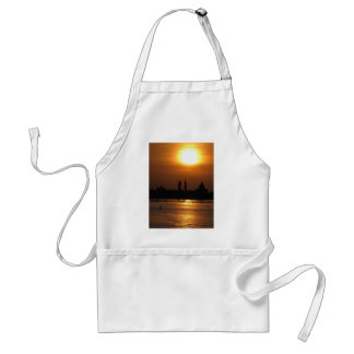 Perfect sunset in Venice, Italy Aprons