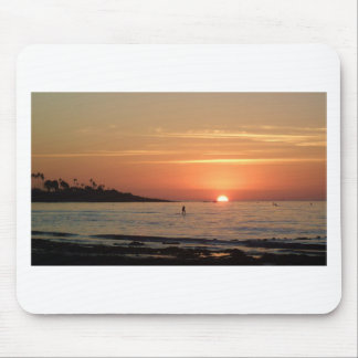 Perfect Sunset Mouse Pad