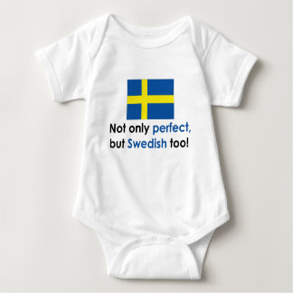 Perfect Swede Baby Bodysuit