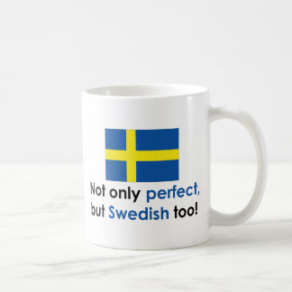 Perfect Swede Coffee Mugs